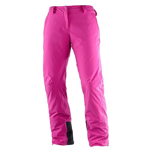 Salomon Icemania Womens Ski Pants, , 600