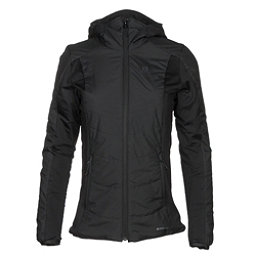 Salomon Drifter Hoodie Womens Mid Layer, Black, 256