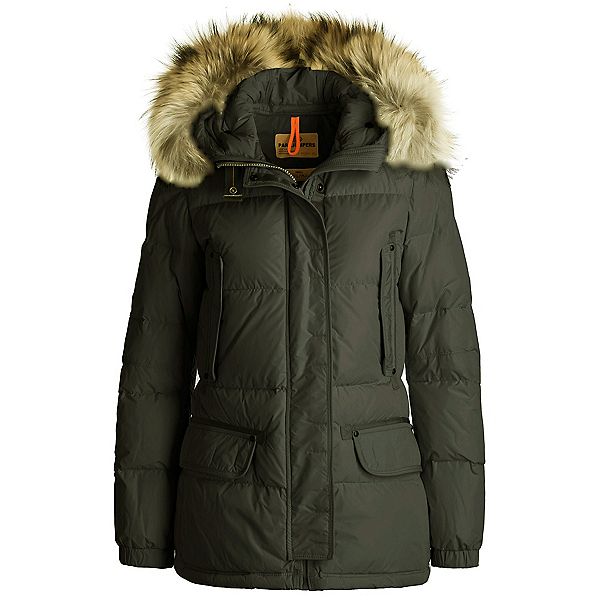 Parajumpers Heather Real Fur Womens Jacket, , 600