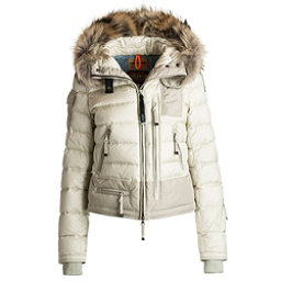 Parajumpers Skimaster Real Fur Womens Jacket, Chalk, 256