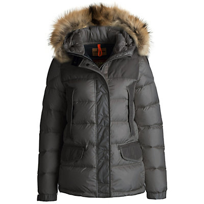parajumpers men's skimaster down filled ski jacket - black