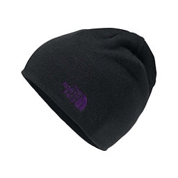 The North Face Anders Beanie Kids Hat, TNF Black-Bright Navy, 256