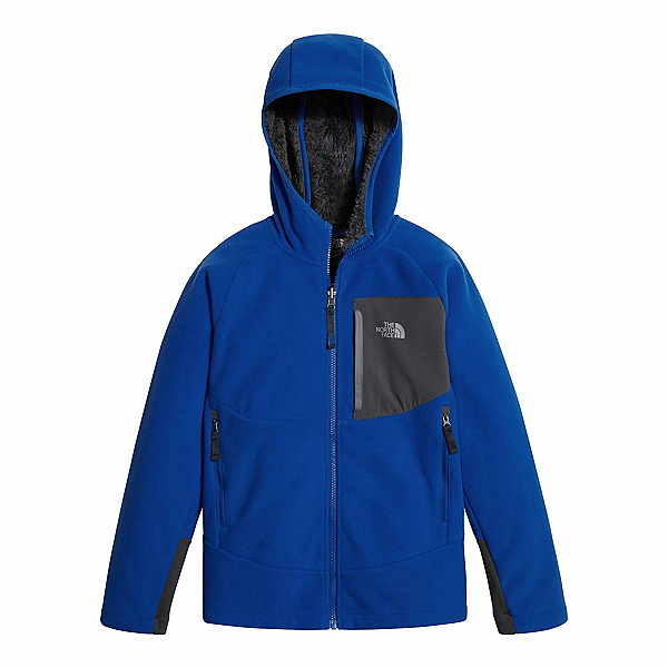 The North Face Chimborazo Kids Hoodie, Bright Cobalt Blue, 600