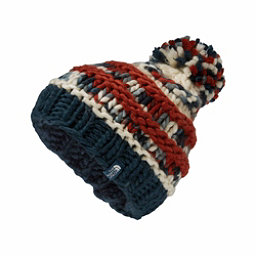 The North Face Nanny Knit Beanie Womens Hat, Monterey Blue, 256