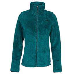 The North Face Osito 2 Womens Jacket, TNF Black-Harbor Blue Stripe, 256