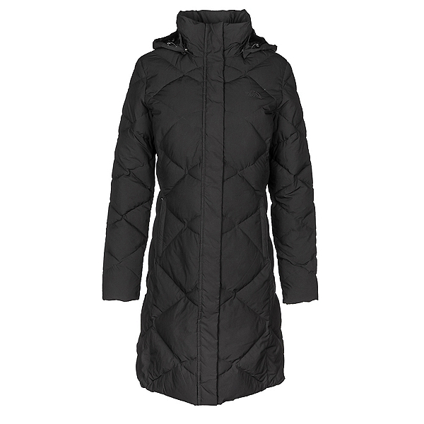 The North Face Miss Metro Parka Womens Jacket, TNF Black, 600