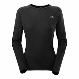The North Face Warm L/S Crew Neck Womens Long Underwear Top, , 256