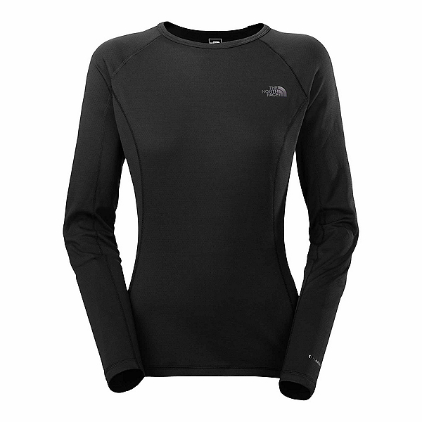The North Face Warm L/S Crew Neck Womens Long Underwear Top, , 600