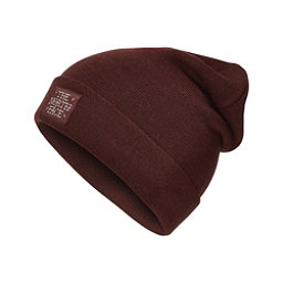 The North Face Dock Worker Beanie Hat, Sequoia Red-Vintage White, 256