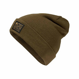 The North Face Dock Worker Beanie Hat, Military Olive-British Khaki, 256
