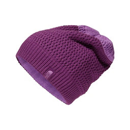 The North Face Shinsky Beanie Kids Hat, Wood Violet-Bellflower Purple, 256