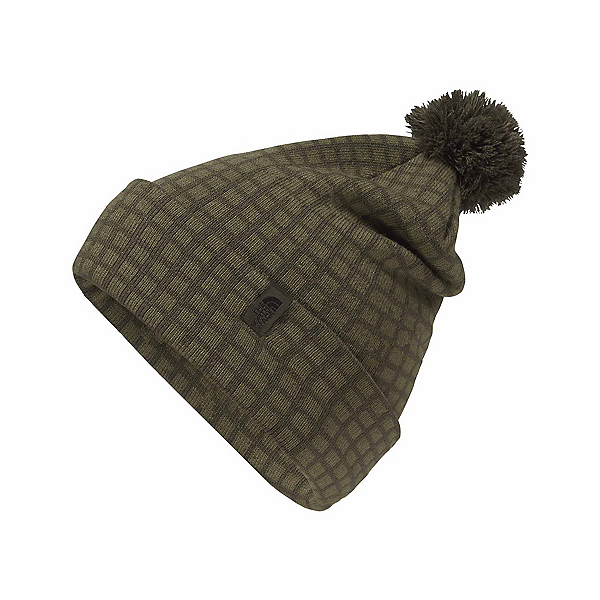 The North Face Ski Tuke V Hat, New Taupe Green, 600