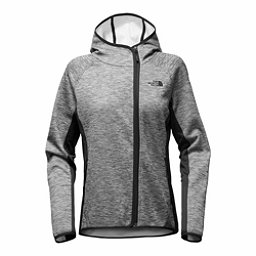The North Face Arcata Hoodie Womens Jacket, TNF Medium Grey Heather-TNF Bl, 256