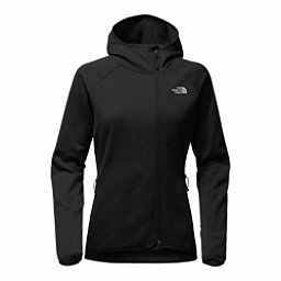 The North Face Arcata Hoodie Womens Jacket, TNF Black, 256