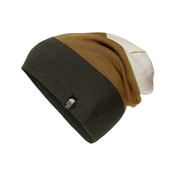 The North Face Everyday Beanie, Buttercream Ivory-Tapenade Gre, 600