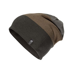 The North Face Everyday Beanie, Zinc Grey-Falcon Brown-Asphalt, 256