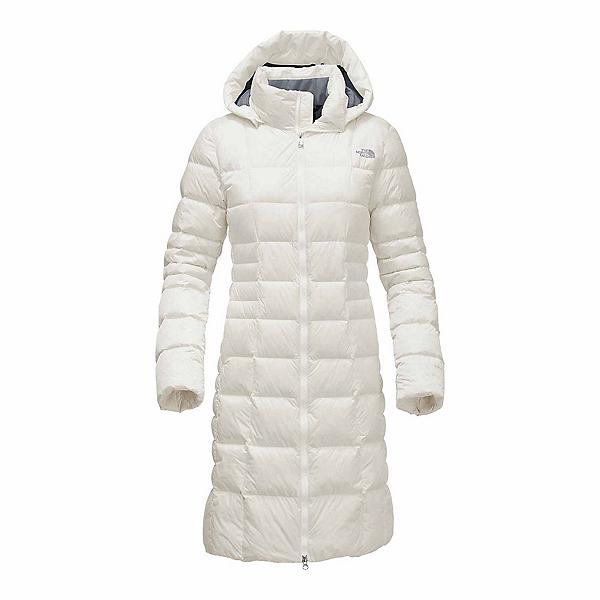 The North Face Metropolis II Parka Womens Jacket, Vintage White, 600