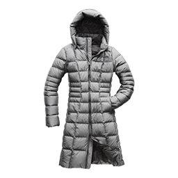 The North Face Metropolis II Parka Womens Jacket, TNF Medium Grey Heather, 256