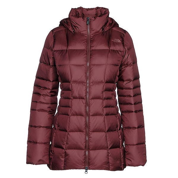 The North Face Transit II Womens Jacket, Sequoia Red, 600