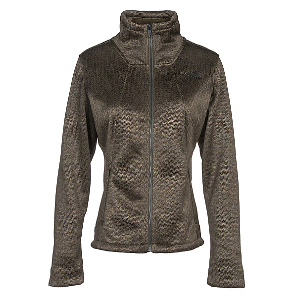 The North Face Apex Chromium Thermal Womens Soft Shell Jacket (Previous Season), New Taupe Green Herringbone, 600