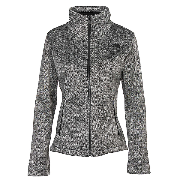The North Face Apex Chromium Thermal Womens Soft Shell Jacket, TNF Black Herringbone, 600