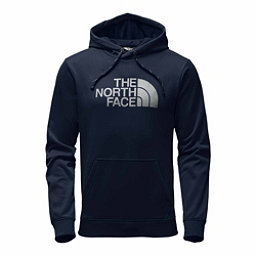 The North Face Surgent Half Dome Pullover Mens Hoodie, Urban Navy-High Rise Grey, 256