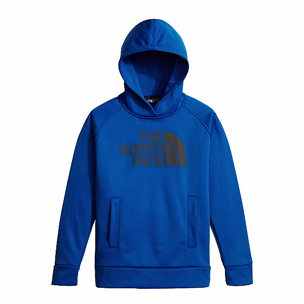 The North Face Boys Surgent Pullover Kids Hoodie, Bright Cobalt Blue, 600