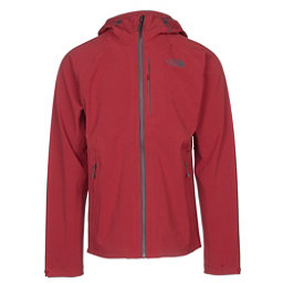 The North Face Apex Flex GTX Mens Shell Ski Jacket, Cardinal Red, 256