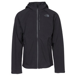 The North Face Apex Flex GTX Mens Shell Ski Jacket, TNF Black, 256