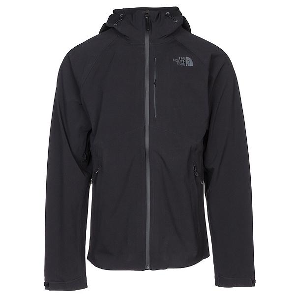 The North Face Apex Flex GTX Mens Shell Ski Jacket, TNF Black, 600