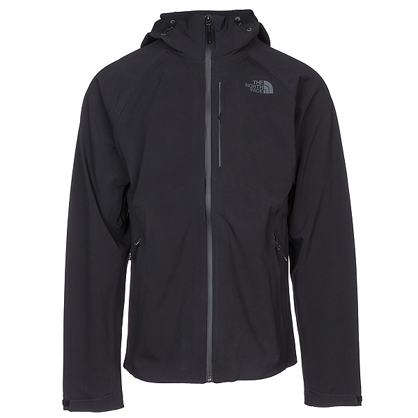 The North Face Apex Flex GTX Mens Shell Ski Jacket, TNF Black, 600