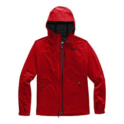 The North Face Apex Flex GTX Mens Shell Ski Jacket, Rage Red, 256