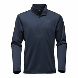 The North Face Tech Glacier 1/4 Zip Mens Mid Layer, Urban Navy, 256