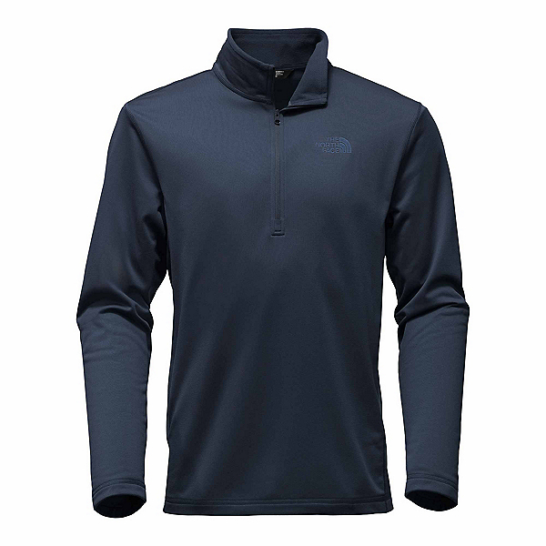The North Face Tech Glacier 1/4 Zip Mens Mid Layer, , 600