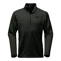 The North Face Tech Glacier 1/4 Zip Mens Mid Layer, TNF Dark Grey Heather, 256