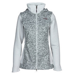 The North Face Indi 2 Hoodie Parka Womens Jacket, TNF Light Grey Heather, 256