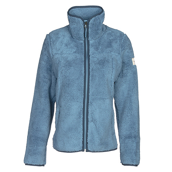 The North Face Campshire Full Zip Womens Jacket (Previous Season), Provincial Blue, 600