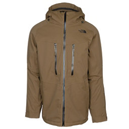 The North Face Chakal Mens Insulated Ski Jacket, Military Olive, 256
