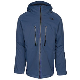 The North Face Chakal Mens Insulated Ski Jacket, Shady Blue, 256