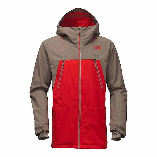 The North Face Lostrail Mens Shell Ski Jacket, , 600