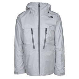 The North Face ThermoBall Snow Triclimate Mens Insulated Ski Jacket, High Rise Grey, 256