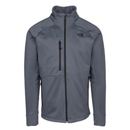 The North Face Powder Guide Mens Mid Layer, Turbulence Grey, 256