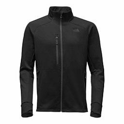 The North Face Powder Guide Mens Mid Layer, TNF Black, 256