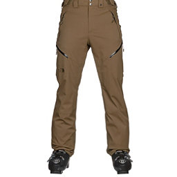 The North Face Chakal Mens Ski Pants, Military Olive, 256