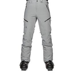 The North Face Chakal Mens Ski Pants, High Rise Grey, 256