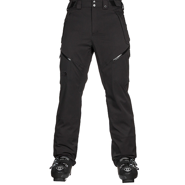 The North Face Chakal Mens Ski Pants, TNF Black, 600