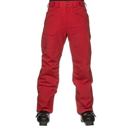 The North Face Freedom Insulated Mens Ski Pants, Centennial Red, 256