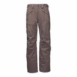 The North Face Freedom Insulated Mens Ski Pants, Falcon Brown, 256