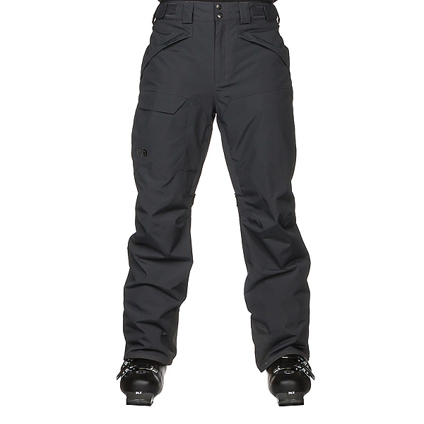 The North Face Freedom Insulated Mens Ski Pants, Asphalt Grey, 600