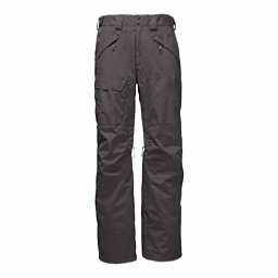 The North Face Freedom Insulated Short Mens Ski Pants, Asphalt Grey, 256